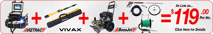 Professional Jetter Business Package