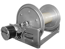 Summit Electric Hose Reels