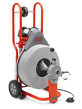 K-750 RIDGID Drum Machine