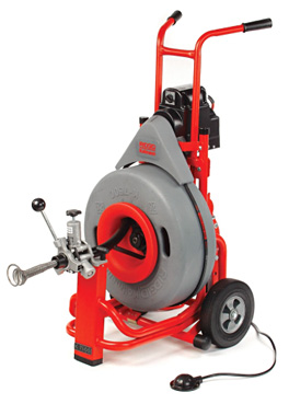 K-7500 RIDGID Drum Machine